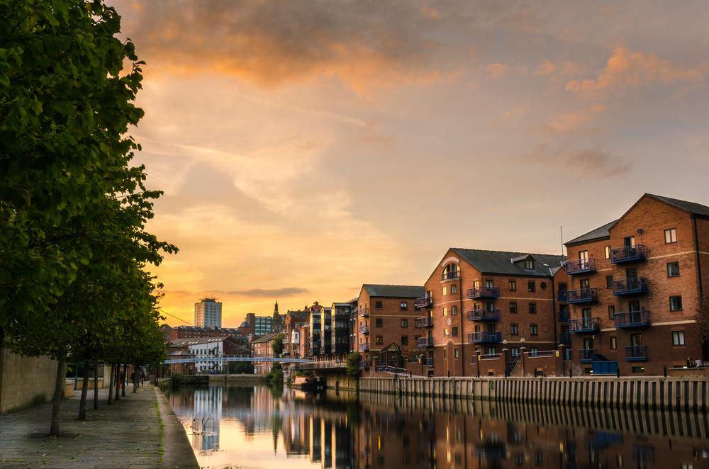 Travelling in Leeds