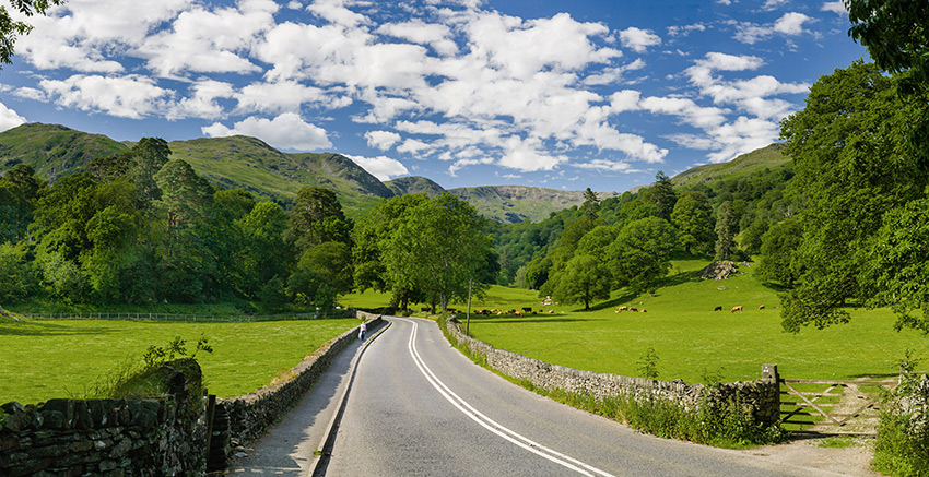 Family Road Trips Across Great Britain