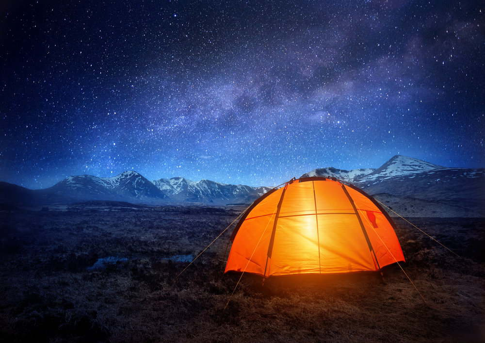 Camping – What's All the Fuss About?